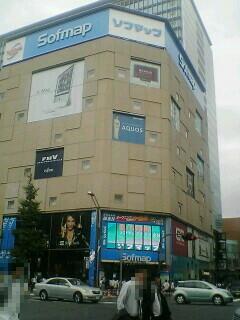 ソフマップ秋葉原新本館が本日OPENED!